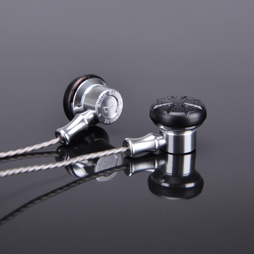 TONEKING MrZ Tomahawk MusicMaker Z In Ear Earbuds In Ear Earphone Alloy Tune Earbuds Armature Earphone
