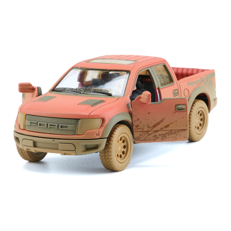 1 46 Truck Model Toy Clay Version Trucks Car Simulation Cars For