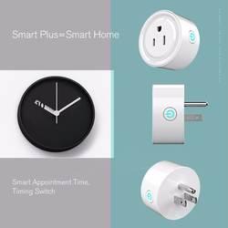 Wi-Fi Plug смарт-бытовой дома Мощность Управление разъем Дистанционное управление США Plug Wi-Fi Управление нет концентратор с функцией таймера