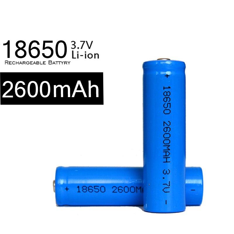 hot-sale-4pcs-lot-blue-18650-rechargeable-batteries-2600mah-37-v-lithium-ion-18650-li-ion-battery