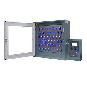 Electronic rfid key storage cabinets, key management