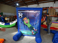 Popular Inflatabel football Goals ,Inflatable sports game
