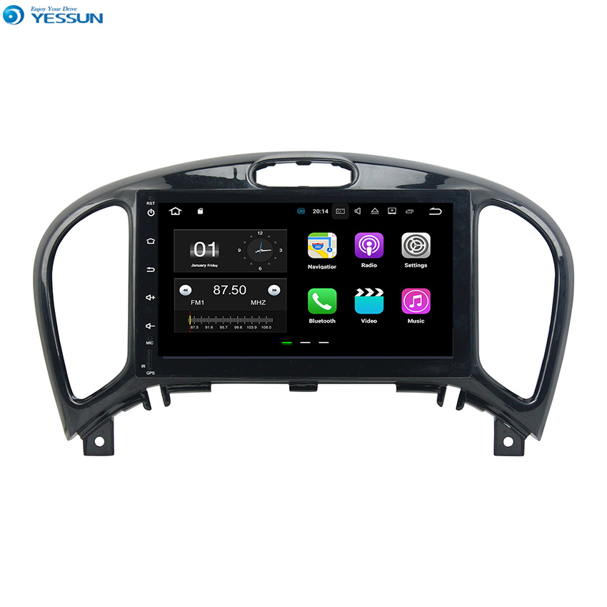 YESSUN For Nissan Juke 2004~2017 Android Car Navigation GPS Audio Video Radio Stereo Multimedia HD Touch Screen Player.