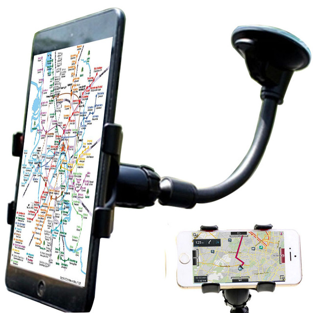 Car Window Windshield Mount Phone Holder For iPhone 6 6S 5S 5 7 ...