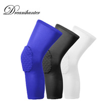 1 pair Knee Pads brace honeycomb Football Volleyball Basketball knee support sports rodilleras Snowboard Kneepad Sport Safety