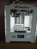 Blurolls комплект для Ultimaker 2 Go 3d принтер DIY Полный комплект с Olson block 1,75/2,85 мм, Подогреваемая кровать совместима с АБС печатью.