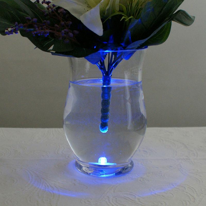 Factory Vendor 100pcs/lot Multi-color Wedding Supples Battery Operated Mini Led Light Lights & Lighting