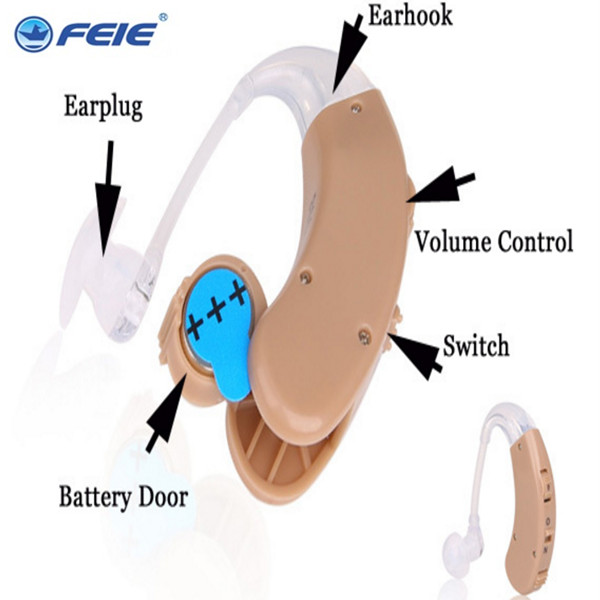 Wireless speaker clear voice ears headphones hearing aid S-998 china electronic shopDrop shipping guangzhou feie deaf rechargeable hearing aids mini behind the ear hearing aid s 109s free shipping