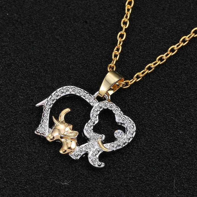 Hot Alloy Jewelry for mother gift Plated Gold Silver Crystal Mothers