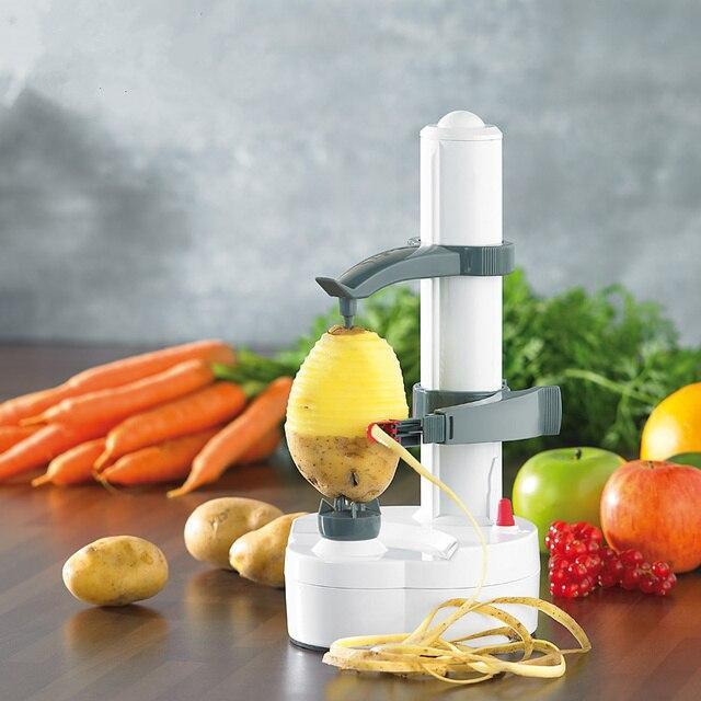 Electric Spiral Vegetable Peeler 5
