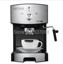 Petrus Italy high pressure steam coffee machine PE3360 15bar stainless steel household pump pressure coffee maker free shipping цена и фото
