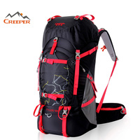 Creeper Waterproof Hiking Backpack Tcs Systerm Back Pack Outdoor Breathable Camping BackPack Travel Sport Bags Mochila