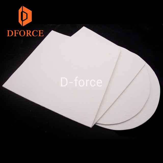 Dforce 3MM thickness thermal insulation 3D Printer Heating Bed Block Insulation Cotton For TEVO Reprap Ultimaker Makerbot