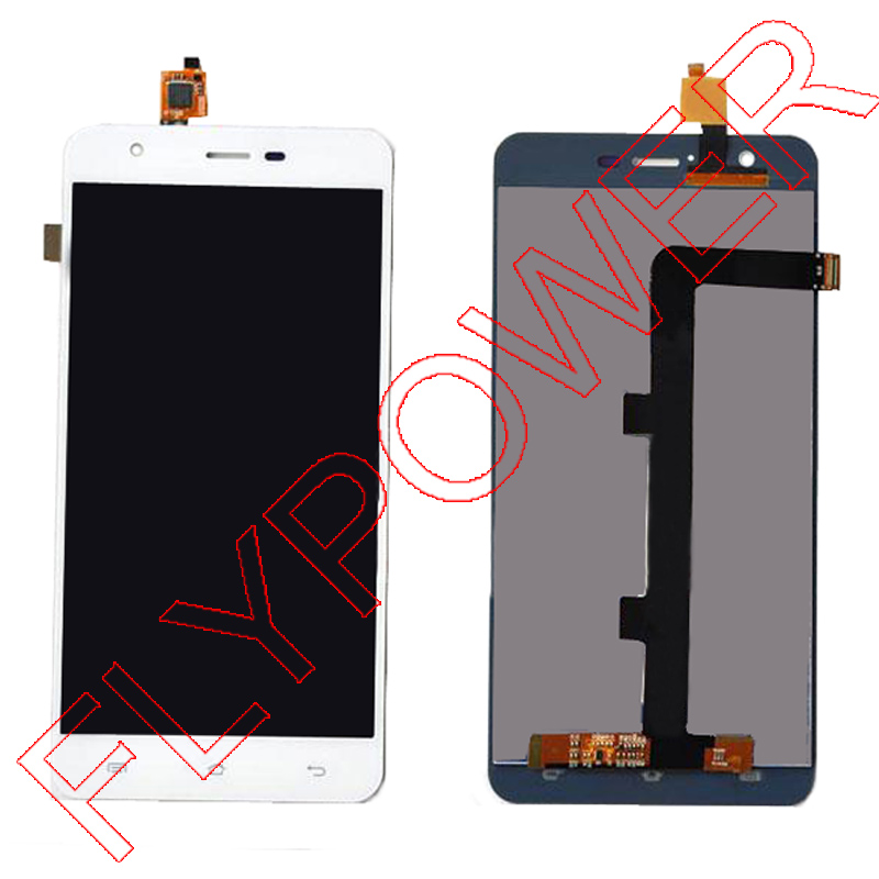 ФОТО 100% Warranty Touch Screen Digitizer + LCD Screen Display for Jiayu S3 assembly by free shipping