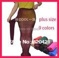 Plus size meia-calça fina doces macacão cor meia-calça plus size a primavera eo outono meias de veludo de seda