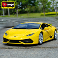 Bburago LP610-4 1:18 Scale Car Model Alloy Toys Diecasts & Toy Vehicles  Collection Gift For Children