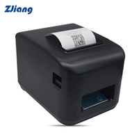 High Quality 80mm Thermal Receipt Bill printers Kitchen Restaurant POS Printer With Auto cutter function