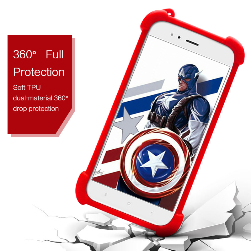 TP-Link Neffos Y5s case Soft Cartoon case For TP-Link Neffos Y5 s cover Universal TPU Super Heros TPLink Neffos Y 5s case