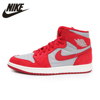 NIKE AIR JORDAN 1 HIGH AJ1 Basketball Shoes High Uppers Breathable Stability Outdoor Sneakers For Men