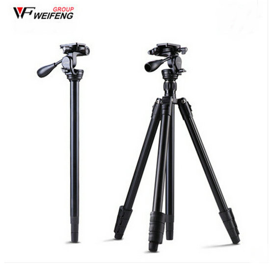 NEW 6013 Camera Tripod Portable Unipod Monopod + bag For Camera Nikon Sony Canon Samsung Russia Brazil  FREE SHIPPING  цена
