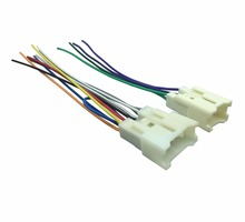 toyota wiring harness online shopping the world largest toyota 1 pair universal stereo cd player for toyota wiring harness wire adapter aftermarket radio plugs