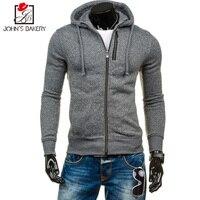 Winter Hoodie Male Cardigan 2018 New Long Sleeve Hoodies Men Zipper Sweatshirt Hoodies Mens Hooded Plus