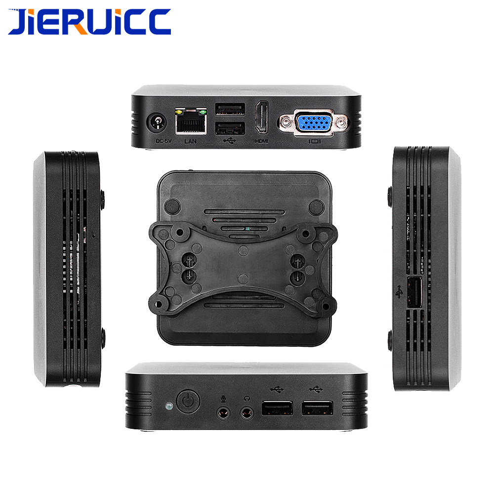 PC Station G4 Quad-core 2 0Ghz FANLESS Onboard  RAM1GB/FLASH8GB/RDP8 1,Remote FX,HD Video play for computer lab/office CBT