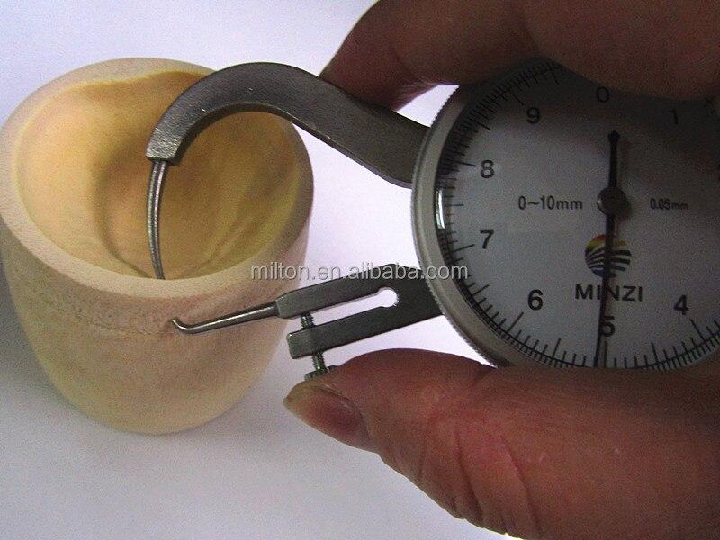 0-25 мм Цифровой Толщиномер цифровой ювелирный Калибр драгоценный камень Инструменты 0-15 мм Циферблат калипер микрометр измерительный манометр
