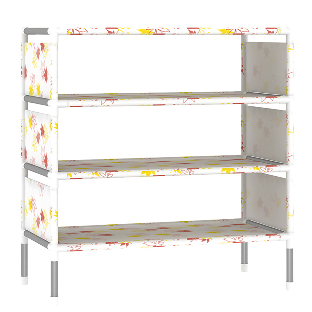 5 Tiers Assembly Shoe Rack Nonwoven Over the Door Easy Moving Shoes Closet Storage Living Room Furniture Hallway Shoes Organizer5 Tiers Assembly Shoe Rack Nonwoven Over the Door Easy Moving Shoes Closet Storage Living Room Furniture Hallway Shoes Organizer