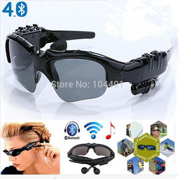 Sports Stereo Wireless Bluetooth 4.1 Headset Telephone Polarized Driving Sunglasses/mp3 Riding Eyes Glasses