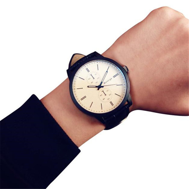 Watches for Teenager Male And Female Students Minimalist Fashion Personality Big