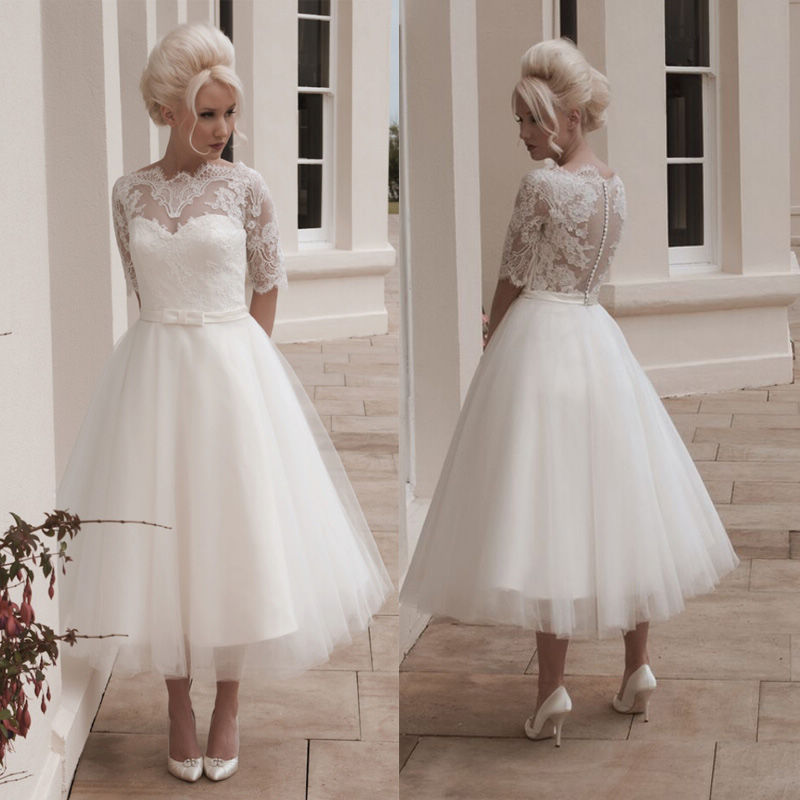 Compare Prices on 1950 Vintage Wedding Dress- Online Shopping/Buy ...