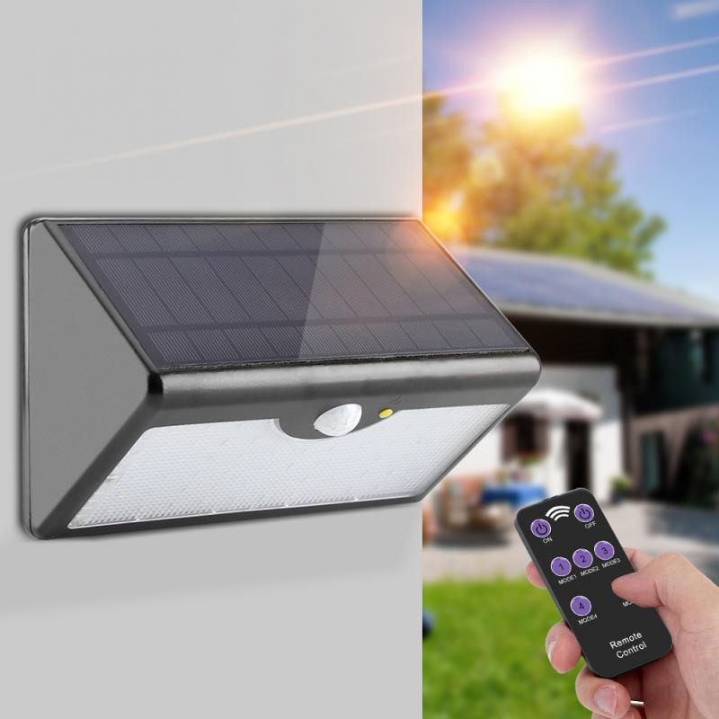 Led Solar Light Pir Motion Sensor