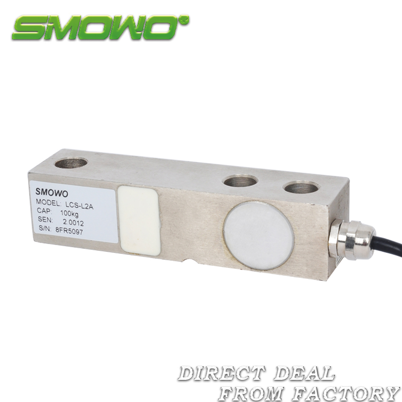 load cell sensor LCS-L2A cantilever type (250kg-10t) load cell sensor lcs c1 50kg 100kg 150kg