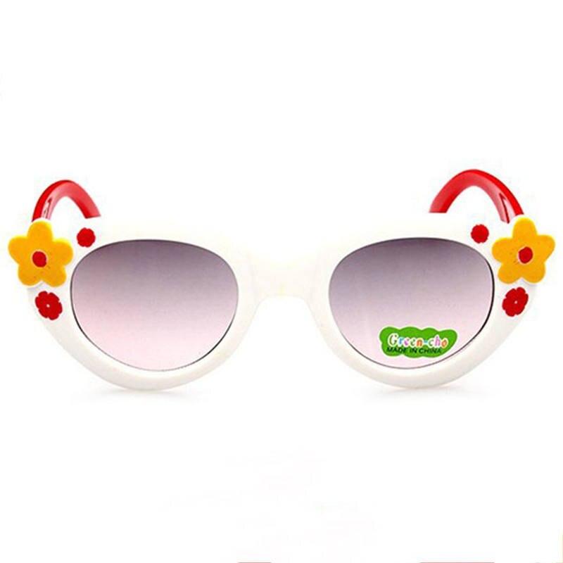 83419cef0f57 Kids Sunglasses Girl Boys Sun Glasses Children Resin Glasses Cute Design  Fashion UV400 Flower Sunglasses Cheap Summer 105-in Sunglasses from Mother  & Kids ...