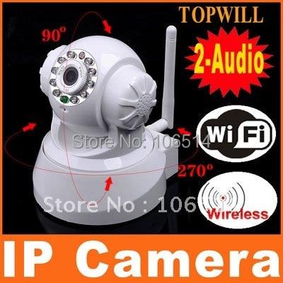 Беспроводной Системы P2P звонок бесплатный IP Камера сети видео-телефон Камера