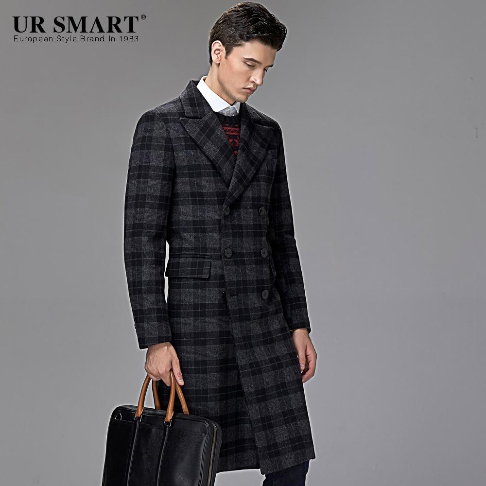 Long Men Coats Wool Promotion-Shop for Promotional Long Men Coats ...