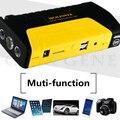 Мощный EPS Аварийного Автомобиля Startr Power Bank Dual USB Автомобиль Перейти Начинающих Мобильный Телефон Ноутбук Банка Аварийного Питания SOSLight