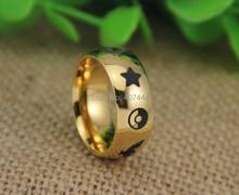 Hot Sale 8MM Pokemon Ring
