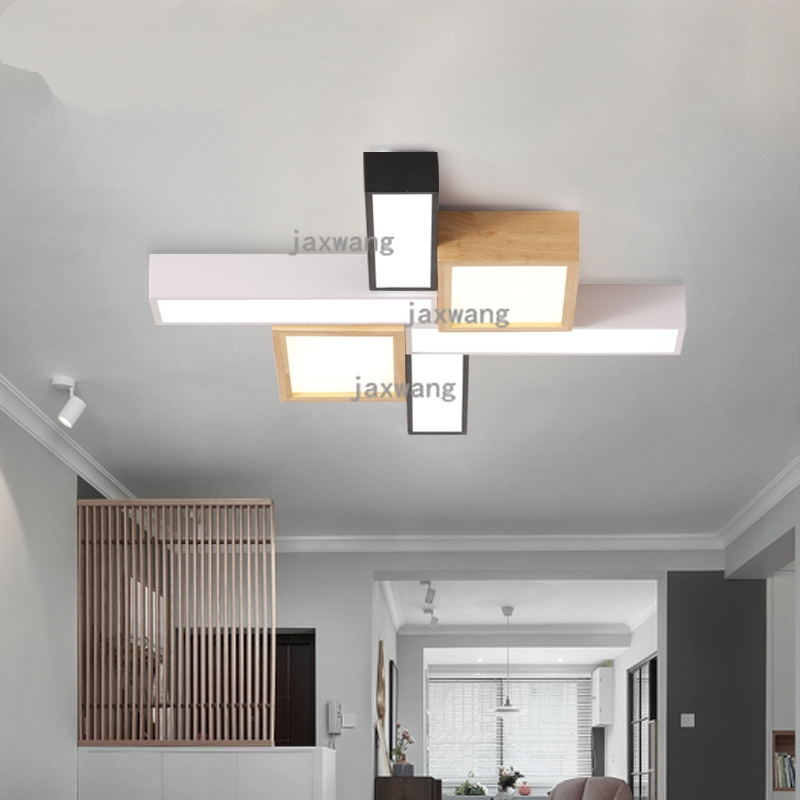 Nordic Modern Flush Mount Ceiling Light