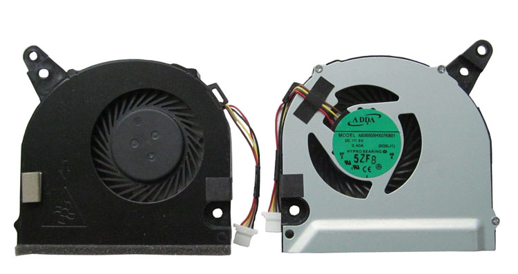 SSEA Wholesale New CPU Cooling Fan For Acer Aspire M5-581 M5-581T M5-581G M5-581TG  P/N AB06505HX07KB01