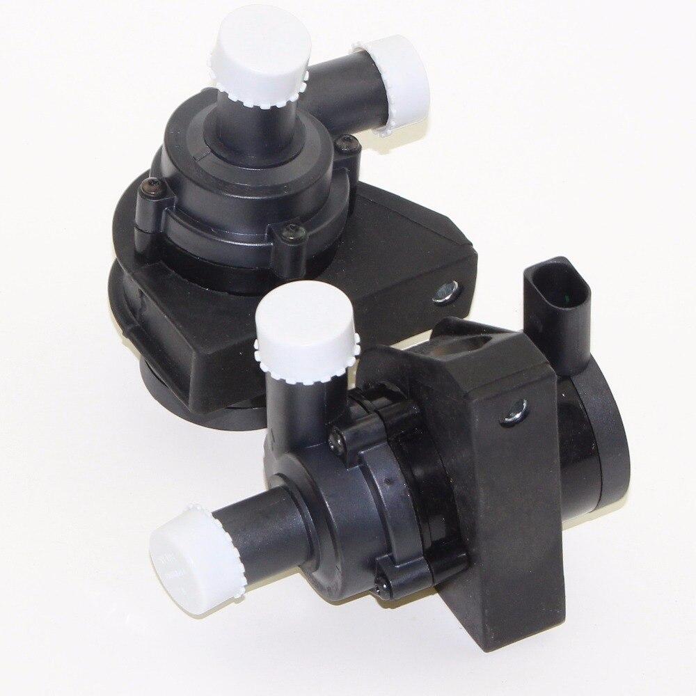 2 pièces OEM 1.8 T 2.0 T 12 V moteur voitures circulation refroidissement pompe à eau Fit Jetta Golf GTI Passat B6 CC Octavia A3 Q3 1K0 965 561 J