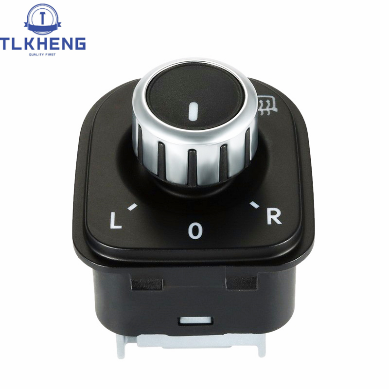 5K0959565 External Mirror Switch Reverse Mirror Switch For VW GOLF <font><b>CC</b></font> PASSAT Touareg TIGUAN 3C8959565A image