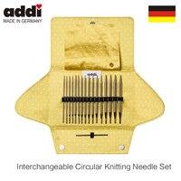 Addi CLICK MIX Set mit 8 pairs of needles 670 7
