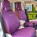Alta Qualidade Universal Tampa de Assento Do Carro para MG mg3 MG5 MG6 MG7 mgtf GT Grosso preto/vermelho/bege/cinza/roxo acessórios auto adesivo