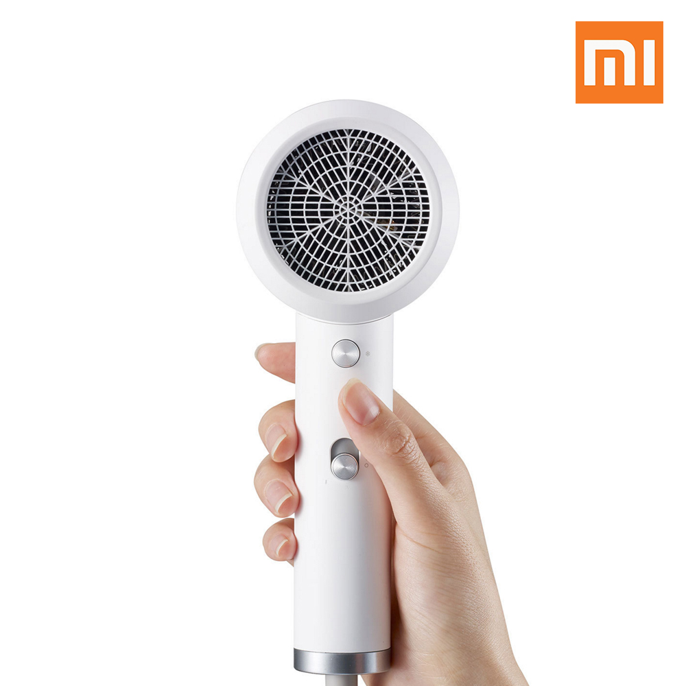 Original xiaomi mijia zhibai hair Mi dryer mini Portable Anion HL3 1800W 2 Speed Temperature Mi Blow Dryer for Travel home kitsOriginal xiaomi mijia zhibai hair Mi dryer mini Portable Anion HL3 1800W 2 Speed Temperature Mi Blow Dryer for Travel home kits