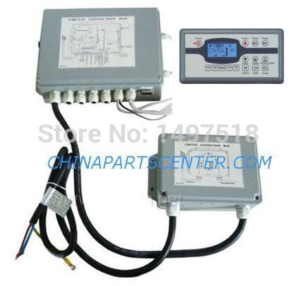 MONALISA  MN07D1 hot tub spa control system full set for 2 pump spa ,spa control panel for jazzi spa and winer replacement