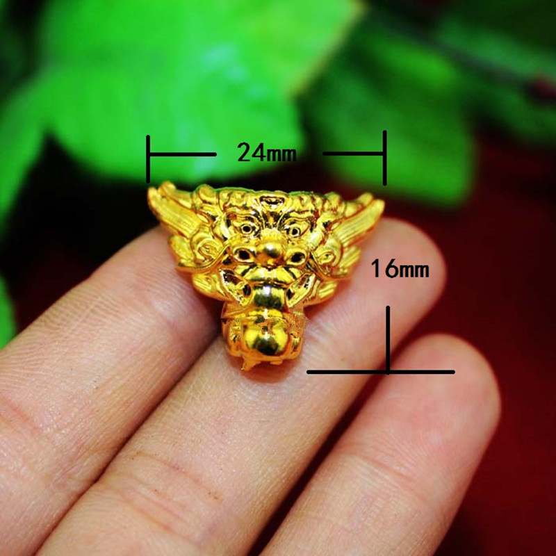 Plastic Antique Jewelry Gift Box Wood Case Deco Carving Corner Protector,Mini Furniture Foot,Yellow Beast Legs,24*16mm,12pcs jhopt 30x 60x led lights twins jewelry appraisal magnifier jade jewelry gift box gift packaging
