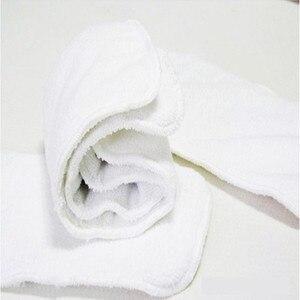 Image 5 - 20 Cái/lốc 3 Lớp Cho Bé Vải Miếng Lót Tã/Tã Miếng/Có Thể Giặt/Có Thể Tái Sử Dụng Sợi Nhỏ