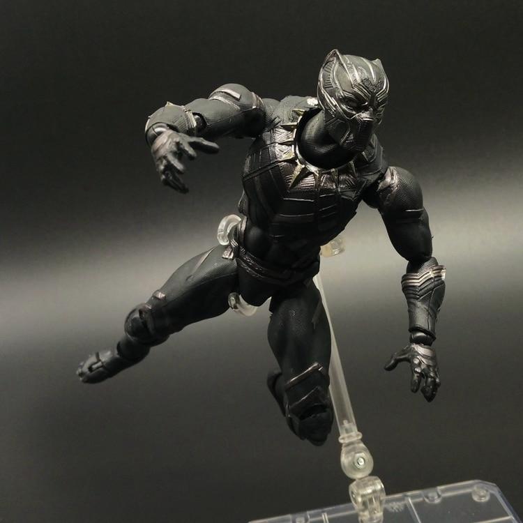 Captain America 3 panthère fourmi homme Falcon Eye 6 pouces figurine jouets modèle